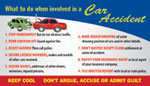 What to do in case of accident