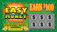 $100 Fake Lotto Ticket Referral